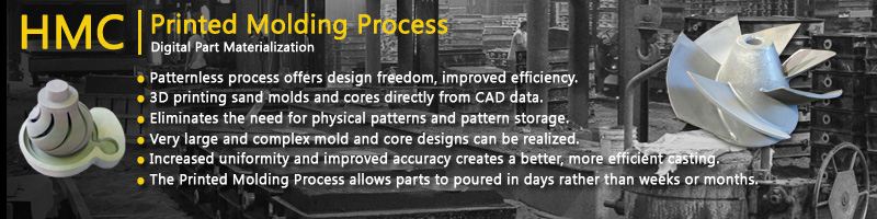 Printed Molding Process